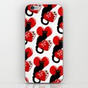 Le Chat Noir with Chocolate Candy Gift iPhone & iPod Skin