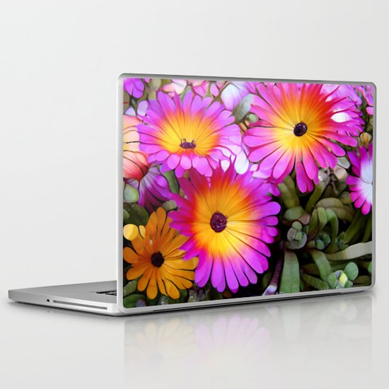 FlowerPower Laptop & iPad Skin