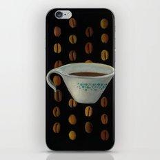 Hello My Coffee Cup iPhone & iPod Skin