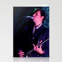 Jamie Hince // The Kills Stationery Cards