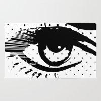 POP eye Rug