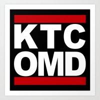 KTC OMD Art Print