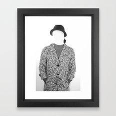 Band of One Framed Art Print