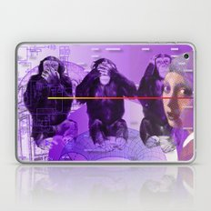 It's Just Not Gonna Happen < The NO Series (Purple) Laptop & iPad Skin
