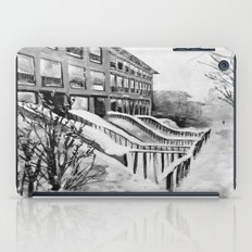 Brooklyn New York In Sno… iPad Case