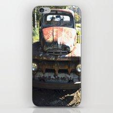Old Truck iPhone & iPod Skin