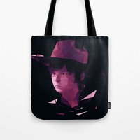 Carl Grimes - The Walking Dead Tote Bag