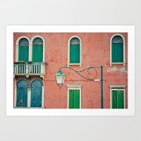 Murano IV Art Print