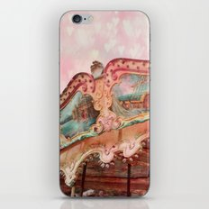 I Heart my Carousel iPhone & iPod Skin