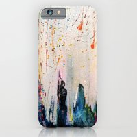 iPhone & iPod Case featuring The City by Katy Hands