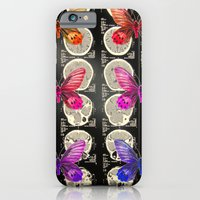 iPhone & iPod Case featuring Experiment 4: transcendence by Federico Faggion
