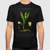 Breaking Bad - Lily of the Valley Mens Fitted Tee Tri-Black SMALL