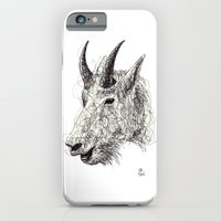 iPhone & iPod Case featuring Goat by Ursula Rodgers