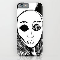 eva natas iPhone 6 Slim Case