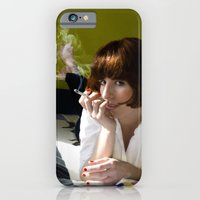 iPhone & iPod Case featuring Mia, Pulp Fiction by lauraruiz