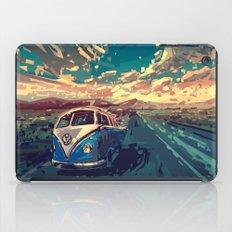 american landscape 6 iPad Case