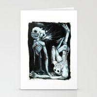 Shivers Stationery Cards