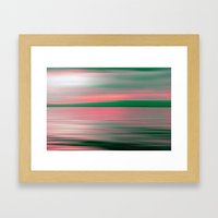 SUNRISE DREAM Framed Art Print