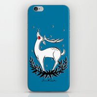 This Christmas Enjoy the Simple Things iPhone & iPod Skin