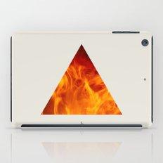 Elements - Fire iPad Case