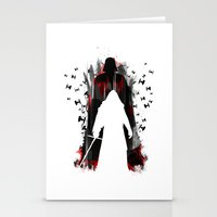 I Will Finish What You S… Stationery Cards