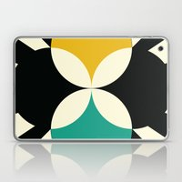 Radial Bloom Laptop & iPad Skin
