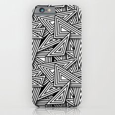 Triangle Funk iPhone 6 Slim Case