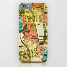 Paris in Spring Slim Case iPhone 6s