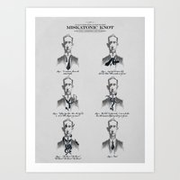 The Illustrated Guide To… Art Print