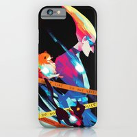 iPhone & iPod Case featuring Phantom Detective by Blue