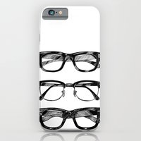 iPhone & iPod Case featuring Go Hipster! by danilo agutoli