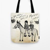 And You Will Return With… Tote Bag