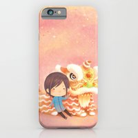 My Pet Lion iPhone 6 Slim Case