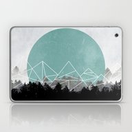 Laptop & iPad Skin featuring Woods Abstract 2 by Mareike Böhmer Grap…