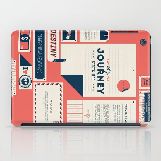 The Destination iPad Case