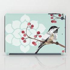 Chickadee iPad Case