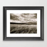 Any Time I Think Of You Framed Art Print