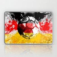 football germany Laptop & iPad Skin