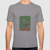 Brightly Island Mixing Potions Mens Fitted Tee Athletic Grey SMALL