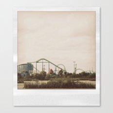 Jazzland II Canvas Print