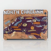NORTH CAROLINA iPad Case