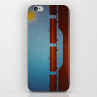 Breaking Bad - Dead Frei… iPhone & iPod Skin