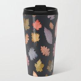 Travel Mug - october leaves - franciscomffonseca