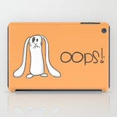 Oops! iPad Case