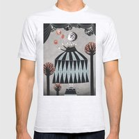 The Juggler's Hour Mens Fitted Tee Ash Grey SMALL
