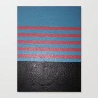 A B C Canvas Print