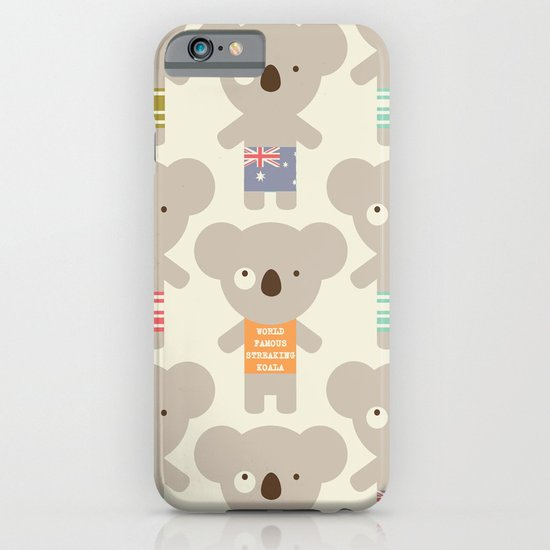 Koala-lala iPhone & iPod Case