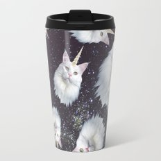 Unicorn Cat Travel Mug