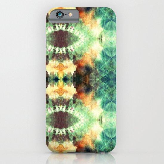 Kaleidoscopic Pattern Play iPhone & iPod Case