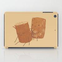 Loggy Modification iPad Case